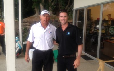 Physiotherapy Coverage of the Australian PGA Golf Tournament – Josh Meyer