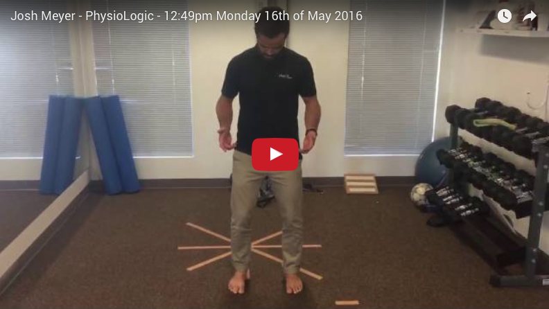 Squatology 101 – Check out this video and learn a basic squat in 2 min